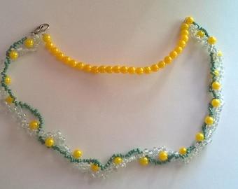 Necklace Daisy
