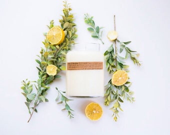26 Ounce Apothecary Jar Candle-Select Your Fragrance