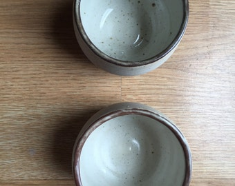 Two-tone cups (set of 2)