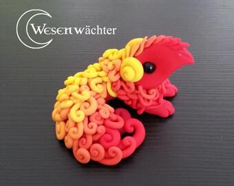 Handmade Dragon Vaurgh