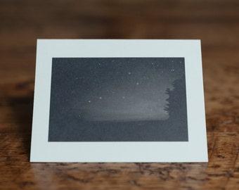 Greeting Card - Big Dipper