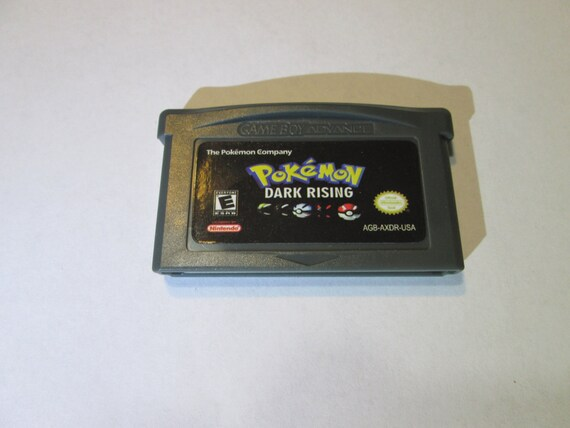 Working Pokemon Dark Rising Cheats for Game Boy Advance