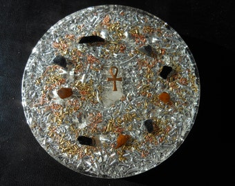 Orgone Charging Plate - Protection