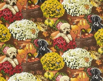 "SALE SPX Fabrics    ""Harvest""  Autumn Bounty    BTY"