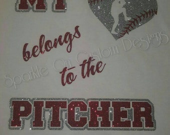 My Heart belongs to a Pitcher