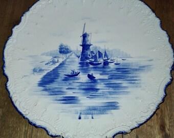 Vintage dishes 40 cm diameter