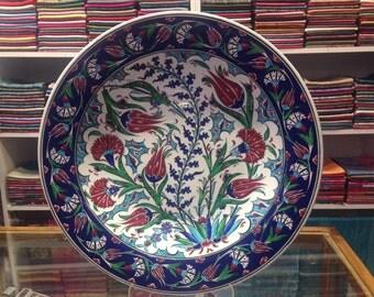 Traditional Handmade Plate