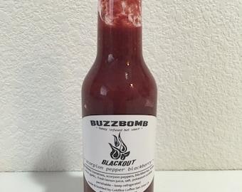 Blackout - Scorpion Pepper & Blackberry Hot Sauce