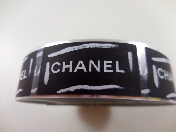 100pcs x Authentic Chanel labels / stickers / tags