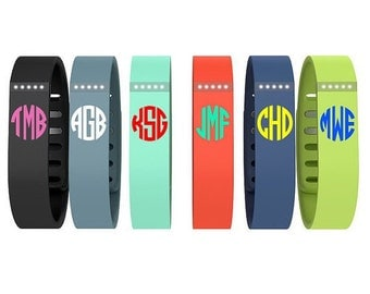 Fitbit Monogram Decal