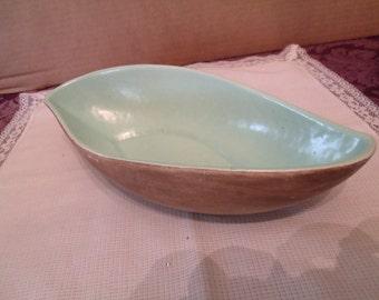 Vintage Bowl - NOT FRANKOMA - great piece, (# 337/12)