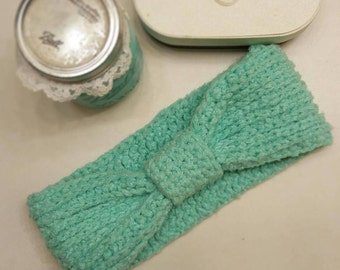Bow Style Ear Warmer