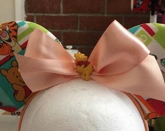 Winnie The Pook Mickey ears