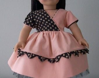 "American Girl /18"" Doll Dress"