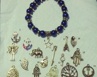 Bracelet with a pendant