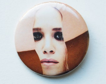Nice button (pretty circle) No 005
