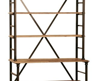 Industrial Baker Rack