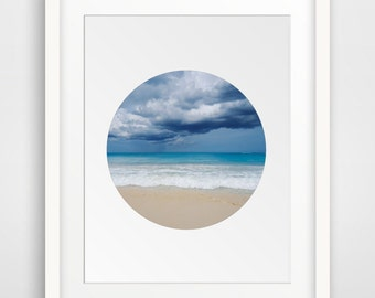 Beach Decor, Beach Print, Wall Art, Home Decor, Art Print, Coastal Decor, Ocean Decor, Nature Print, Beach Photo, Beach Photography