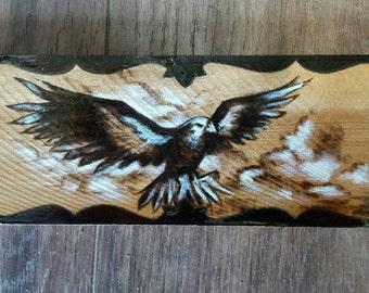 Sparrow Plaque