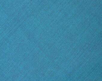 Rowan Fabrics- Shot Cotton in Eucalyptus- Kaffe Fassett