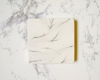 Marble Pattern Pocket Mirror -6