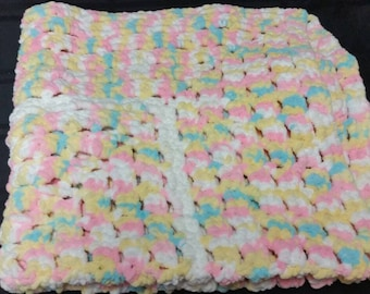 Pitter Patter Baby Blanket