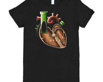 Plumbing In My Heart Women T-shirt