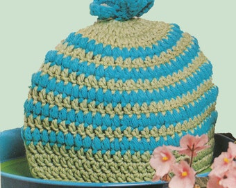 Vintage Crochet Tea Cozy Pattern