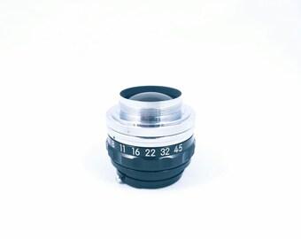 Nikon El-Nikkor 1:5.6 f=135 mm No. 444606 Camera Lens
