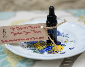 Hawthorn Berry Tincture 15ml or 30ml