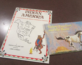 Native Americans, History of North American Indians, Geography of Native American Tribes