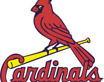 St. Louis Cardinals  MLB Decal/Sticker