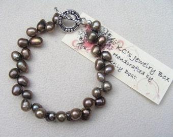 Bronze Dancing Pearls