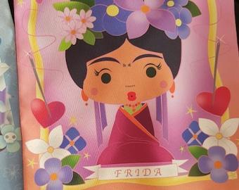 Bag Frida Kahlo/Frida Kahlo Bag