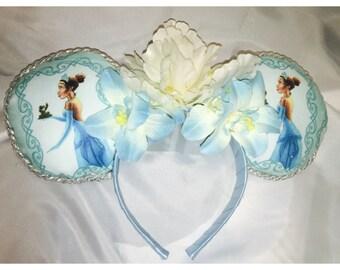 Disney Princess Tiana Ears