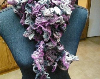 Crochet Scarves!