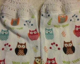 Owl tea tpwels