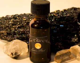 Perfume oil: Lover's Blend - vanilla, honey, deer tongue, jasmine