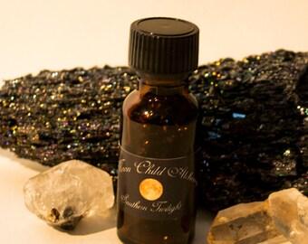 Cologne oil: Southern Twilight - clean ozone, oakmoss, campfire, cedar, vetiver, masculine