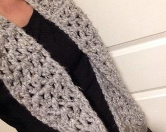 Infinity scarf, chunky scarf , scarf, cowl