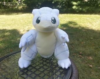 Pokemon Alola Sandshrew: Completely Hand Made