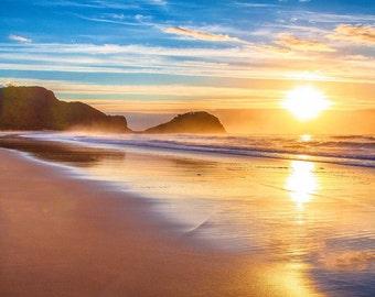 Sunrise Seal Beach Australia