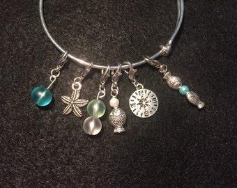Ocean themed Bracelet