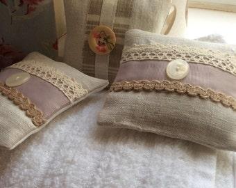 Little Lavender Cushions