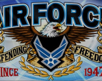 US Air Force Pen Blank