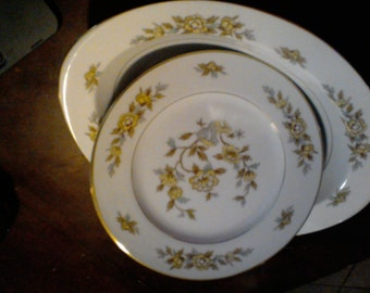 Style House Fine China salad plate set of 4 indore china