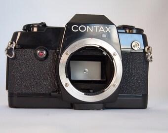 Contax 137MA SLR Camera