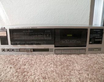 JVC KD-V300 Stereo Cassette Deck
