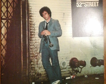 Billy Joel - 52nd Street FC-35609 Vinyl Record LP 1979
