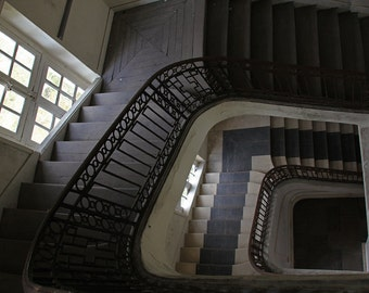 Castle staircase / Castle staircase